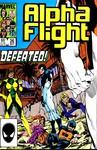 Alpha Flight漫画第23话