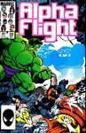Alpha Flight漫画第26话