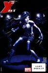 X-23目标X漫画第4话