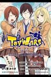 Toywars手办战争漫画第1话