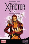 All new x-factor漫画第3话