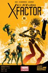 All new x-factor漫画第5话