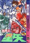 圣斗士星矢漫画第25卷