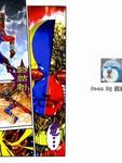 闪电人VS改造人漫画第1卷