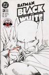 蝙蝠侠-黑白世界漫画第3话