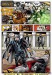魔兽世界LFG漫画第480-489话